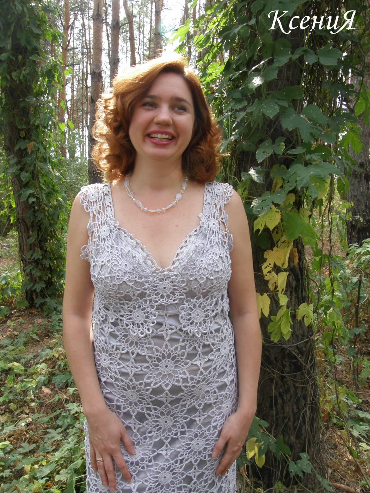 Платье на торжество 11